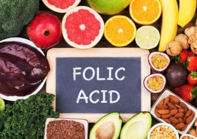10 DIET CHANGES THAT COULD BOOST YOUR FERTILITY: 2 – TAKE FOLIC ACID