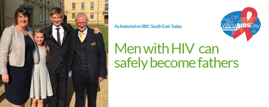 Men With HIV Can Safely Become Fathers - The Agora Fertility Centre