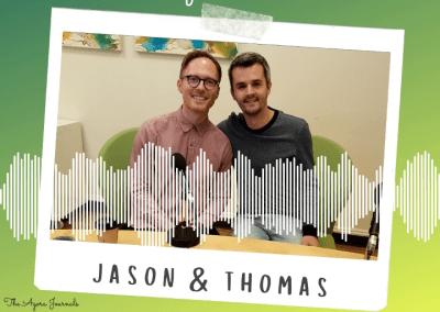 Same Sex Parenting: Thomas and Jason