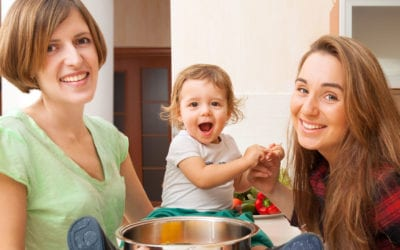 Donor sperm options for lesbian women