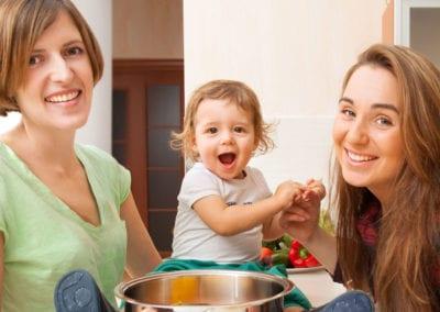 Donor sperm options for lesbian women