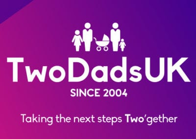 Celebrating our Partnership with TwoDads UK