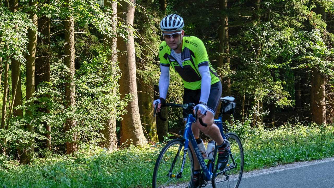 cycling sperm quality