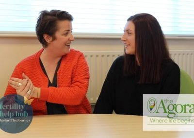 Announcing the successful couple in our Fertility Clinics vs. Covid Initiative