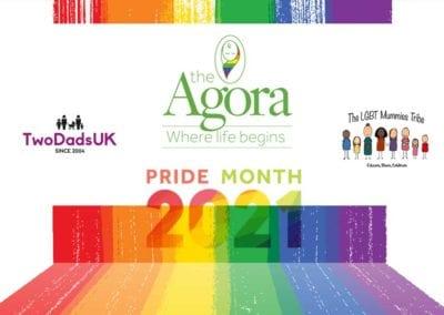 LGBTQ+ International Pride Month 2021
